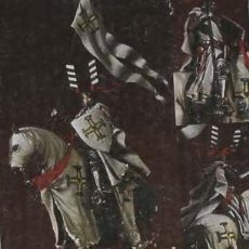Hobbys: CABALLERO TEUTÓNICO. SIGLO XV. PEGASO MODELS. 75 MM. Lote 213482117