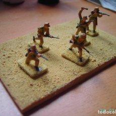 Hobbys: DIORAMA AFRIKA KORPS.ESCALA 1/72.. Lote 198917527
