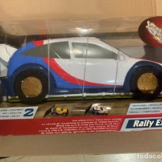Hobbys: MICROMACHINES RALLY EXTREME. Lote 199299527