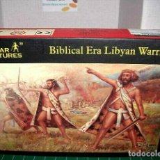 Hobbys: CAESAR 1/72 H022 / GUERREROS LIBIOS ERA BIBLICA. Lote 200098692