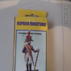 Hobbys: FIGURA DE METAL BLANCO DE HISPANIA MINIATURAS. Lote 202504428