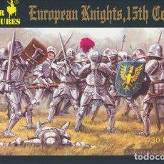 Hobbys: H091 CAESAR 1/72 EUROPEAN KNIGHTS, 15TH CENTURY (DESCATALOGADO). Lote 203722353