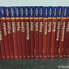Hobbys: 18 GUÍAS LONELY PLANET, COLECCIÓN CASI COMPLETA. FALTAN DOS. BIBLIOTECA METRÓPOLI. (ENVÍO 5,43€). Lote 205079930