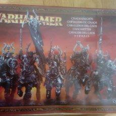 Hobbys: WARHAMMER - CHAOS KINGHTS -83-09-CITADEL MINIATURAS. Lote 205400191