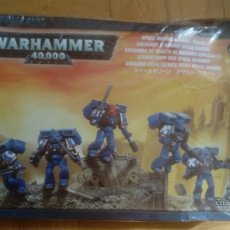 Hobbys: WARHAMMER 40.000 SPACE MARINES ASSAULT SQUAD. Lote 205404245