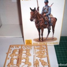 Hobbys: 8273 HAT 1/72 WWI FRENCH CAVALRY 1 PLANCHA / 1 SPRUE. Lote 205544882