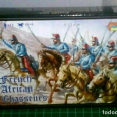 Hobbys: STRELETS 1/72 IT 0049 FRENCH AFRICANS CHASSEURS. Lote 205810870