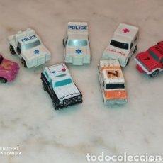 Hobbys: COCHES DE RESCATE VINTAGE. 7 MICRO AÑOS 90. Lote 205830777