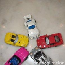 Hobbys: COCHES DEPORTIVOS 5 MICRO AÑOS 90. Lote 205830960