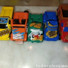 Hobbys: COCHES VINTAGE MICRO 5 PICK UP . AÑOS 90 .. Lote 205831378