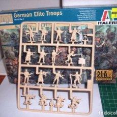 Hobbys: 8025 ITALERI 1/72 GERMAN ELITE TROOPS 1 SPRUE / PLANCHA. Lote 205877333