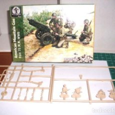 Hobbys: WATERLOO 1/72 AMERICAN MOUNTAIN GUN WWII 1 SPRUE / PLANCHA. Lote 205879526