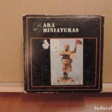 Hobbys: ARA MINIATURAS 4624 CONTROL DE TRAFICO EJERCITO ROJO 1945 100MM (METAL). Lote 206342466