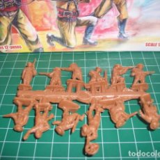 Hobbys: 1 COLADA / SPRUE RED BOX 1/72 CHINESE REGIMENT (BOXER REBELLION 1900 ). Lote 206591188