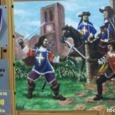 Hobbys: MOSQUETEROS CASA DEL REY DE FRANCIA BUM / GM 0001 GER MAN 1/72. Lote 206591496