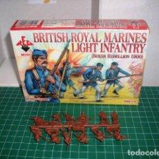 Hobbys: RED BOX 1/72 BRITISH MARINES BOXER REBELION 1 SPRUE / 1 PLANCHA. Lote 206591791