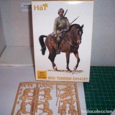 Hobbys: 8274 HAT 1/72 WW I TURKISH CAVALRY 1 PLANCHA / 1 SPRUE. Lote 206592081