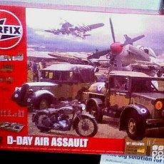 Hobbys: AIRFIX A50157, 1/72 D-DAY AIR ASSAULT / ASALTO AÉREO DEL DÍA D SEALED SELLADO. Lote 206750757