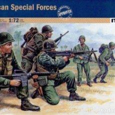 Hobbys: 6078 ITALERI 1/72 AMERICAN SPECIAL FORCES ( VIETNAM WAR ). Lote 206941776
