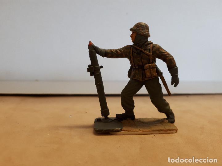 54MM. ITALERI GERMAN TROOPS (Juguetes - Modelismo y Radiocontrol - Figuras en miniatura)