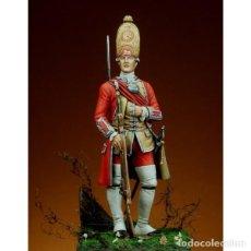 Hobbys: OFICIAL DE GRANADEROS DEL TERCER REGIMIENTO DE INFANTERÍA. 1751. ART GIRONA. 70 MM. Lote 208488802