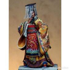 Hobbys: QIN SHI HUANG. REY DE CHINA 221 A 210 AC. ART GIRONA. 54 MM. Lote 209015442