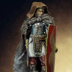 Hobbys: LEGIONARIO ROMANO. SIGLO II DC. PEGASO MODELS. 90 MM. Lote 209721171