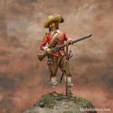 Hobbys: MOSQUETERO ESPAÑOL. GUERRA DE LOS TREINTA AÑOS. 1618. ART GIRONA. 54 MM. Lote 209819295
