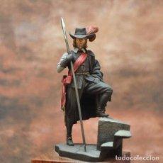 Hobbys: OFICIAL ESPAÑOL. TUTTLINGEN 1643. GUERRA DE LOS TREINTA AÑOS. ART GIRONA. 54 MM. Lote 209819480