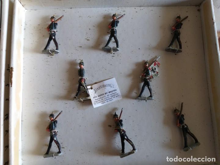 Hobbys: zinnifiguren figuras de plomo infanteria prusiana - Foto 3 - 209819520