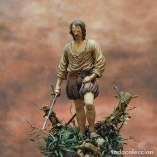 Hobbys: CONQUISTADOR ESPAÑOL. MEXICO 1520. ART GIRONA. 54 MM. Lote 209819867