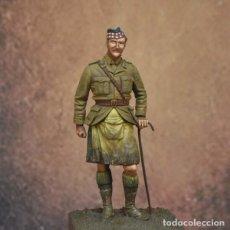 Hobbys: OFICIAL DE LOS GORDON HIGHLANDERS. 1915. ART GIRONA. 70 MM. Lote 209821071