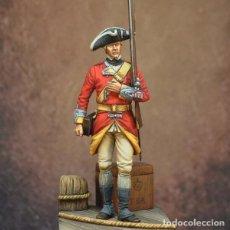 Hobbys: SOLDADO DEL 29.º REGIMIENTO DE INFANTERÍA. GUERRA DE INDEPENDENCIA DE NORTEAMÉRICA. BOSTON 1768-1771. Lote 209821420