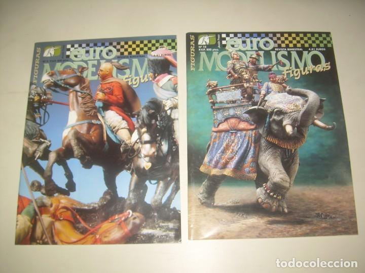 Hobbys: LOTE 45 REVISTA EURO MODELISMO euromodelismo FIGURAS 1 2 3 4 5 6 7 8 9 10 Y MÁS. VER FOTOS Y LISTA - Foto 7 - 209926680