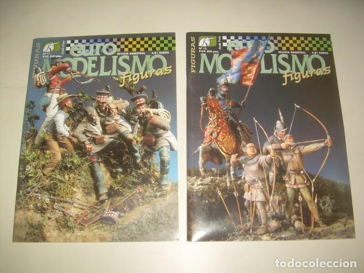 Hobbys: LOTE 45 REVISTA EURO MODELISMO euromodelismo FIGURAS 1 2 3 4 5 6 7 8 9 10 Y MÁS. VER FOTOS Y LISTA - Foto 8 - 209926680