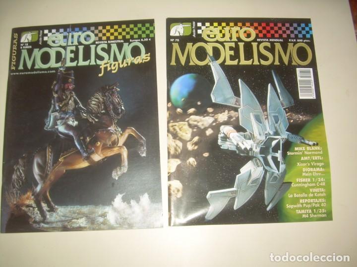 Hobbys: LOTE 45 REVISTA EURO MODELISMO FIGURAS 1 2 3 4 5 6 7 8 9 10 Y MÁS. VER FOTOS Y LISTA - Foto 11 - 209926680