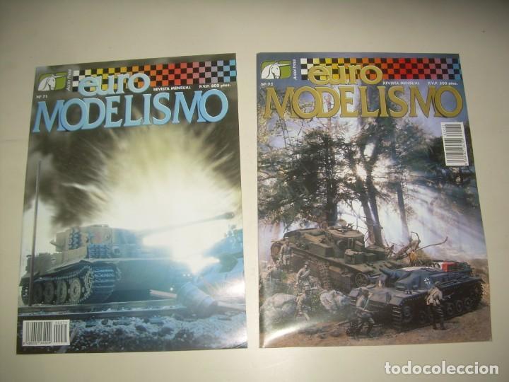 Hobbys: LOTE 45 REVISTA EURO MODELISMO euromodelismo FIGURAS 1 2 3 4 5 6 7 8 9 10 Y MÁS. VER FOTOS Y LISTA - Foto 12 - 209926680