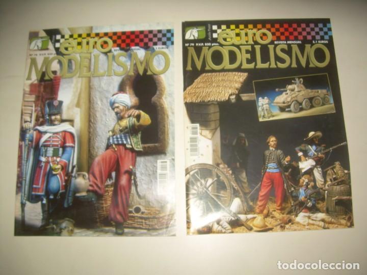 Hobbys: LOTE 45 REVISTA EURO MODELISMO FIGURAS 1 2 3 4 5 6 7 8 9 10 Y MÁS. VER FOTOS Y LISTA - Foto 15 - 209926680
