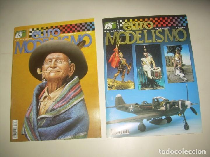 Hobbys: LOTE 45 REVISTA EURO MODELISMO euromodelismo FIGURAS 1 2 3 4 5 6 7 8 9 10 Y MÁS. VER FOTOS Y LISTA - Foto 16 - 209926680