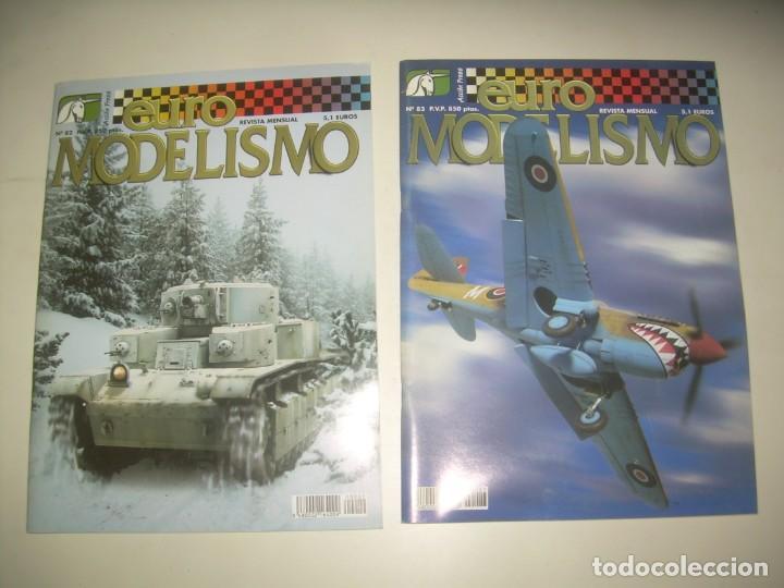 Hobbys: LOTE 45 REVISTA EURO MODELISMO euromodelismo FIGURAS 1 2 3 4 5 6 7 8 9 10 Y MÁS. VER FOTOS Y LISTA - Foto 17 - 209926680