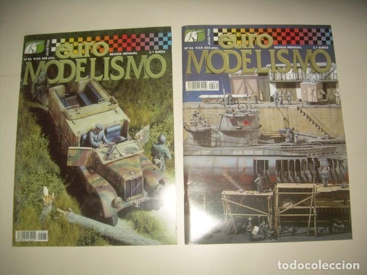 Hobbys: LOTE 45 REVISTA EURO MODELISMO euromodelismo FIGURAS 1 2 3 4 5 6 7 8 9 10 Y MÁS. VER FOTOS Y LISTA - Foto 18 - 209926680