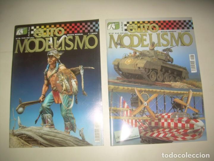 Hobbys: LOTE 45 REVISTA EURO MODELISMO euromodelismo FIGURAS 1 2 3 4 5 6 7 8 9 10 Y MÁS. VER FOTOS Y LISTA - Foto 19 - 209926680