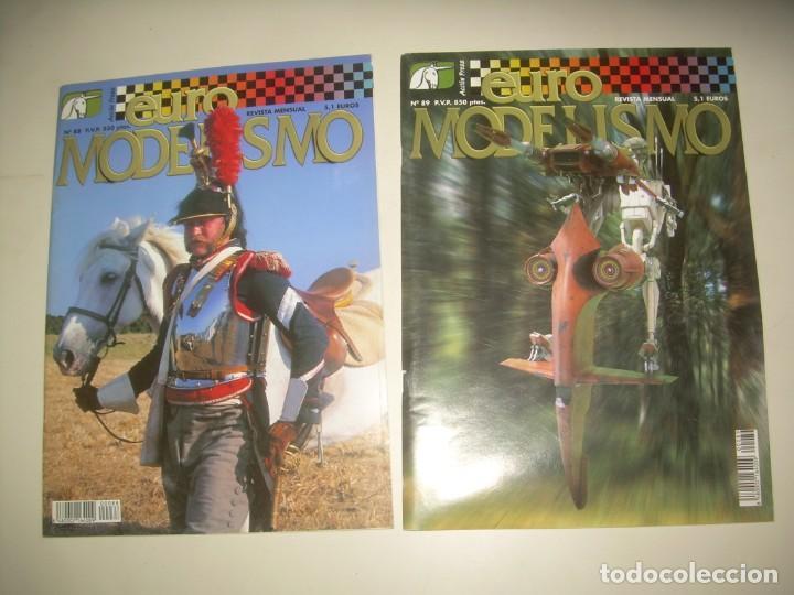Hobbys: LOTE 45 REVISTA EURO MODELISMO FIGURAS 1 2 3 4 5 6 7 8 9 10 Y MÁS. VER FOTOS Y LISTA - Foto 20 - 209926680