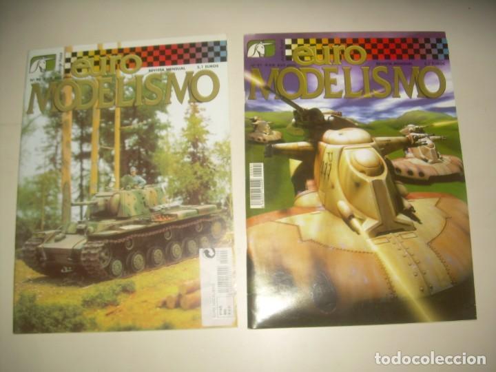 Hobbys: LOTE 45 REVISTA EURO MODELISMO FIGURAS 1 2 3 4 5 6 7 8 9 10 Y MÁS. VER FOTOS Y LISTA - Foto 21 - 209926680