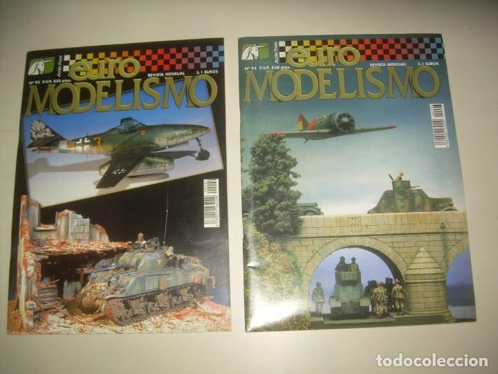Hobbys: LOTE 45 REVISTA EURO MODELISMO euromodelismo FIGURAS 1 2 3 4 5 6 7 8 9 10 Y MÁS. VER FOTOS Y LISTA - Foto 22 - 209926680