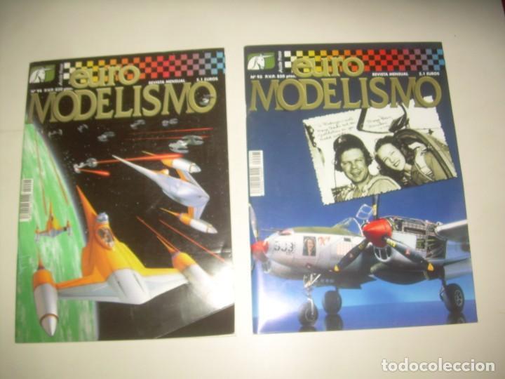 Hobbys: LOTE 45 REVISTA EURO MODELISMO euromodelismo FIGURAS 1 2 3 4 5 6 7 8 9 10 Y MÁS. VER FOTOS Y LISTA - Foto 23 - 209926680