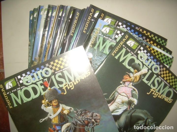 Hobbys: LOTE 45 REVISTA EURO MODELISMO FIGURAS 1 2 3 4 5 6 7 8 9 10 Y MÁS. VER FOTOS Y LISTA - Foto 25 - 209926680