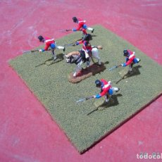 Hobbys: DIORAMA INGLES NAPOLEONICO.ESCALA 1/72.. Lote 210206940