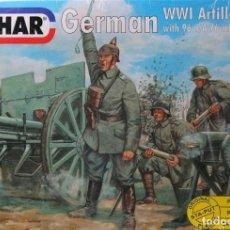 Hobbys: EM7204 EMHAR WW I GERMAN ARTILLERY WHIT 96 N/A 76MM GUN PRECINTADA / SEALED. Lote 210231280