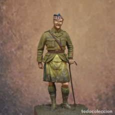 Hobbys: OFICIAL DE LOS GORDON HIGHLANDERS. 1915. ART GIRONA. 70 MM. Lote 210584526